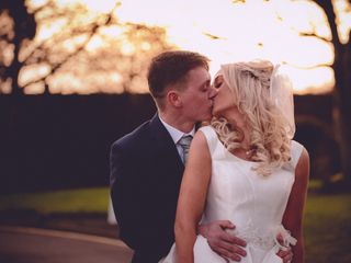 Ryan & Sophie's wedding