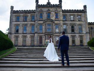 Darren & Natisha's wedding 2