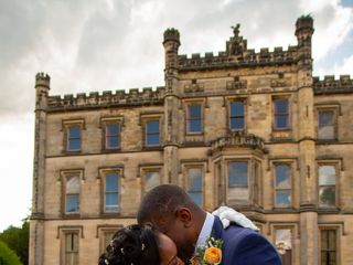 Darren & Natisha's wedding 3