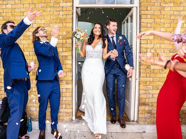 Reene & John's wedding