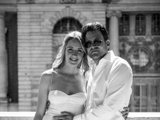 Gintare & Jonathan's wedding 1