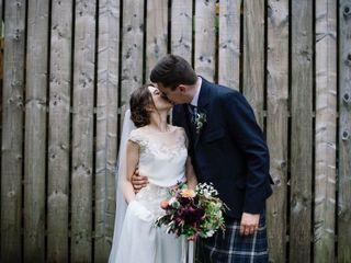 Madeleine & Finlay's wedding