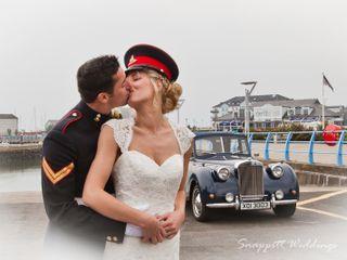 Isabel & Aaron's wedding 1