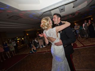 Isabel & Aaron's wedding