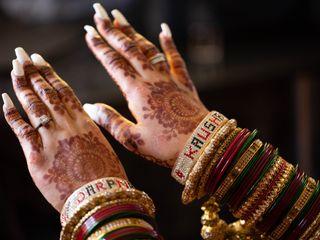 Darpana & Kaushal's wedding 2