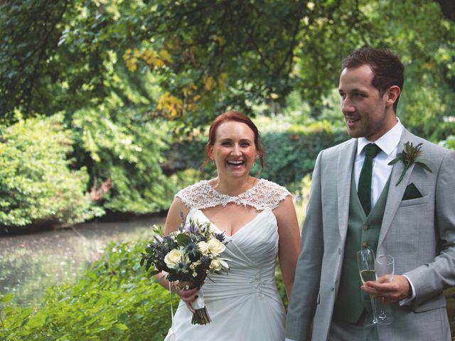 Alex & Natalie's wedding