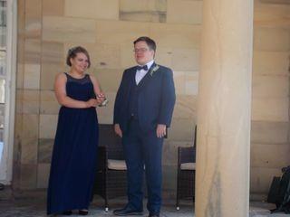 Charlotte & Richard's wedding 1