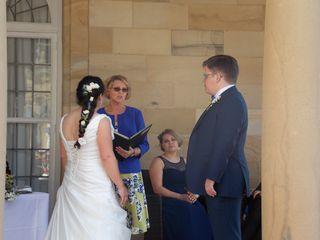 Charlotte & Richard's wedding 2