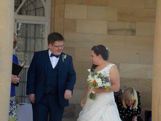 Charlotte & Richard's wedding