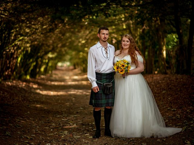 Catriona & James's wedding
