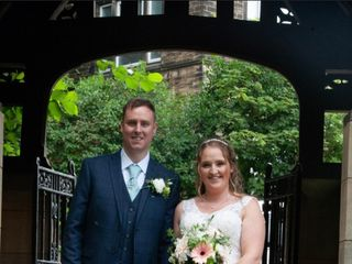 Rebecca & Adam's wedding