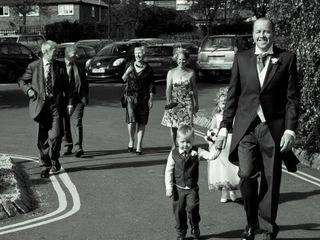 Sally & Bob's wedding 1