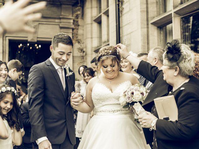 Amy & Alex's wedding
