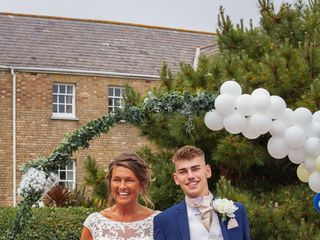 Samantha & Scott's wedding 2