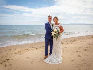 Samantha & Scott's wedding