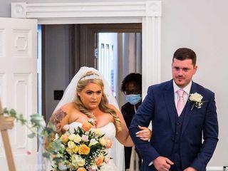 Jodie & Joe's wedding 2