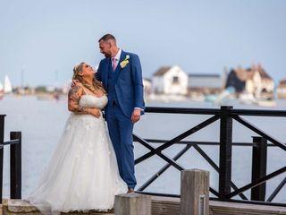 Jodie & Joe's wedding