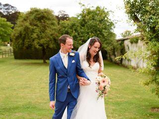 Julie & Andy's wedding