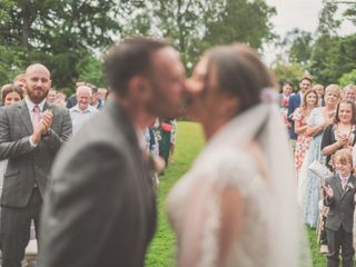 Ollie & Kirsty's wedding