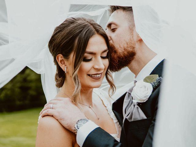 Annelise & Dan's wedding