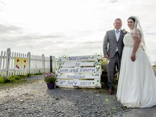 Laura & Liam's wedding 1