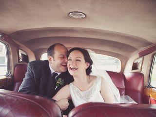Lynne & Ross's wedding