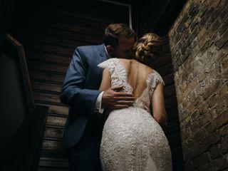 Gemma & James's wedding