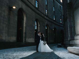Allan & Amy's wedding