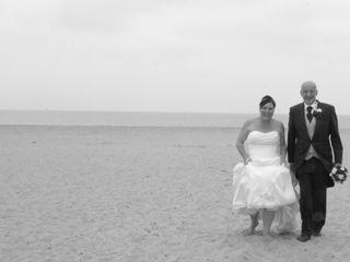 Mel & Mark's wedding