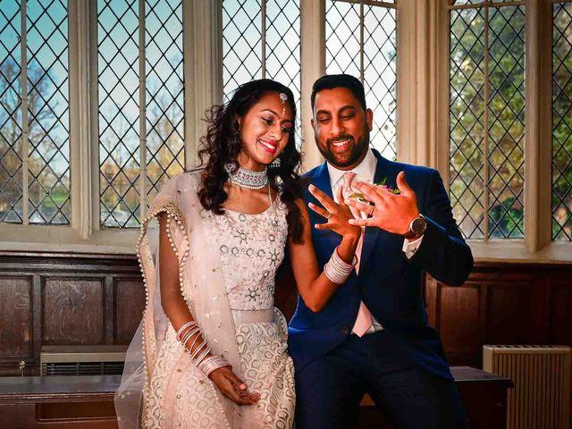 Nishal & Maha's wedding