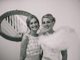 Polly & Mark's wedding 2