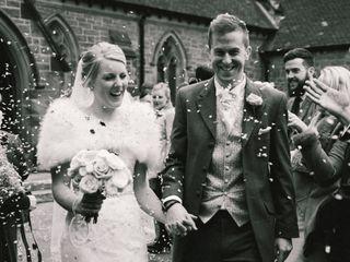 Polly & Mark's wedding