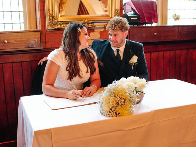 Natalie & Mark's wedding