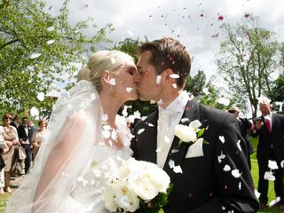 Luisa & Garry's wedding