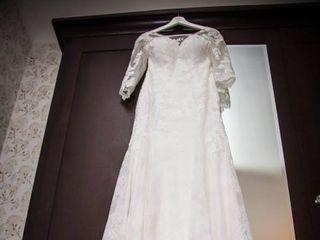 Lizzie & Michael's wedding 1