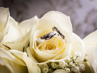 Lizzie & Michael's wedding 2