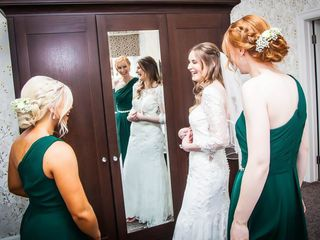 Lizzie & Michael's wedding 3