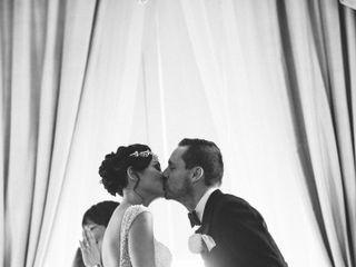 John & Vicky's wedding