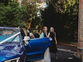 Harriet & Andrew's wedding 1