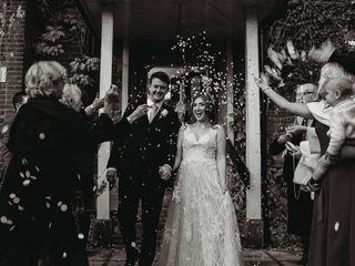 Harriet & Andrew's wedding