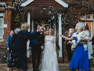Harriet & Andrew's wedding 3