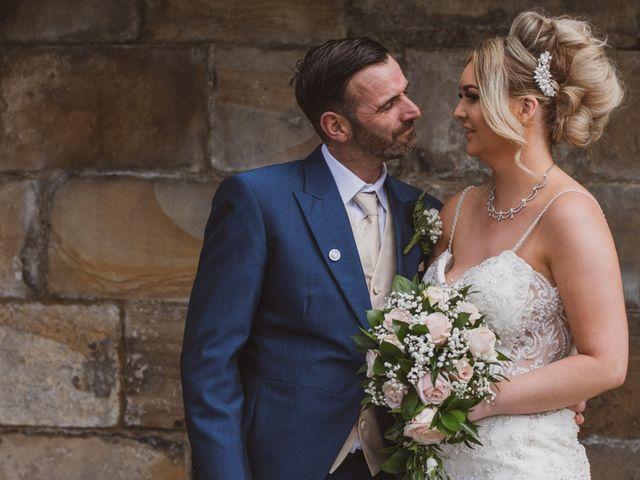 Gareth & Natasha's wedding