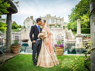 Priya & Karim's wedding