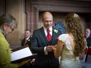 Zoe & Thomas's wedding 2