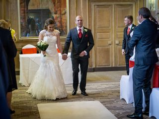 Zoe & Thomas's wedding 3