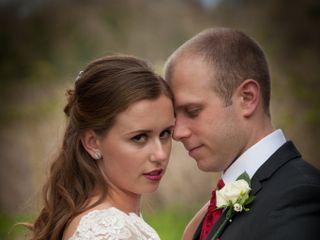 Zoe & Thomas's wedding