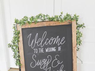 Suzy & Jack's wedding 1