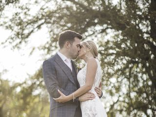 Charlie & Stacie's wedding