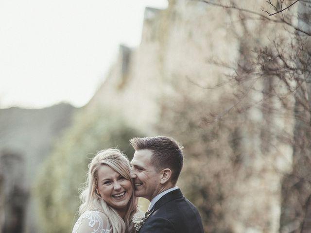 Holly & Aaron's wedding