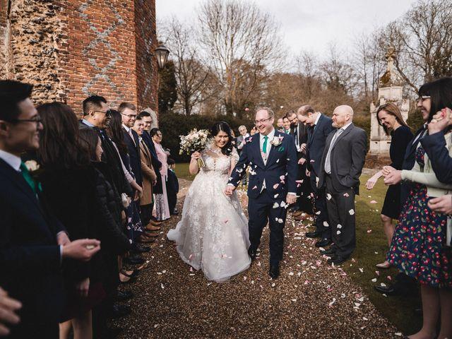 Andrew & Angelica's wedding